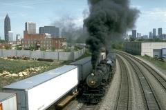 1990 & 1992 - Atlanta & West Point 290, USATC 610