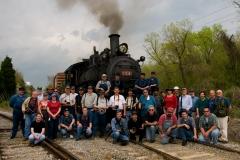 2011 April - Southern Railway 154
